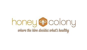 honey colony logo