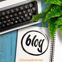 medical ghostwriter writers block