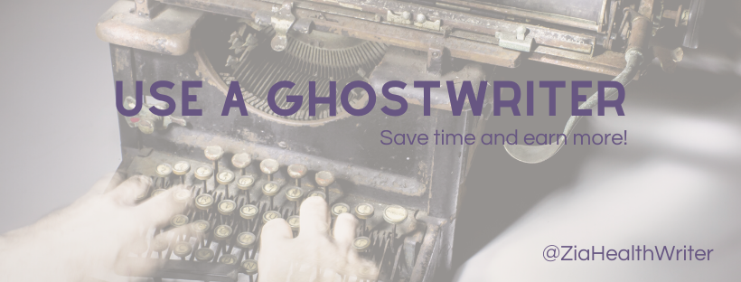 medical ghostwriter