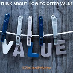 website optimization offer value