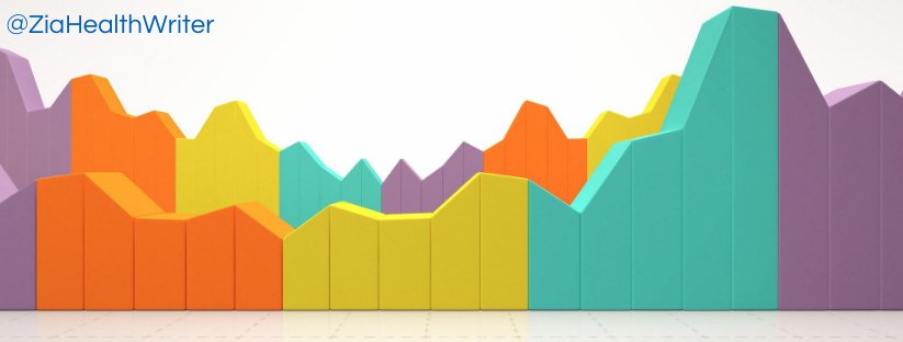 image showing a colorful lineg graph of multiple stats